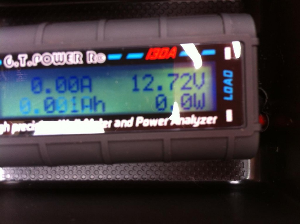 Portable Solar Generator - Power Analyzer On