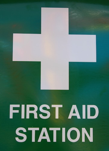 first-aid-station