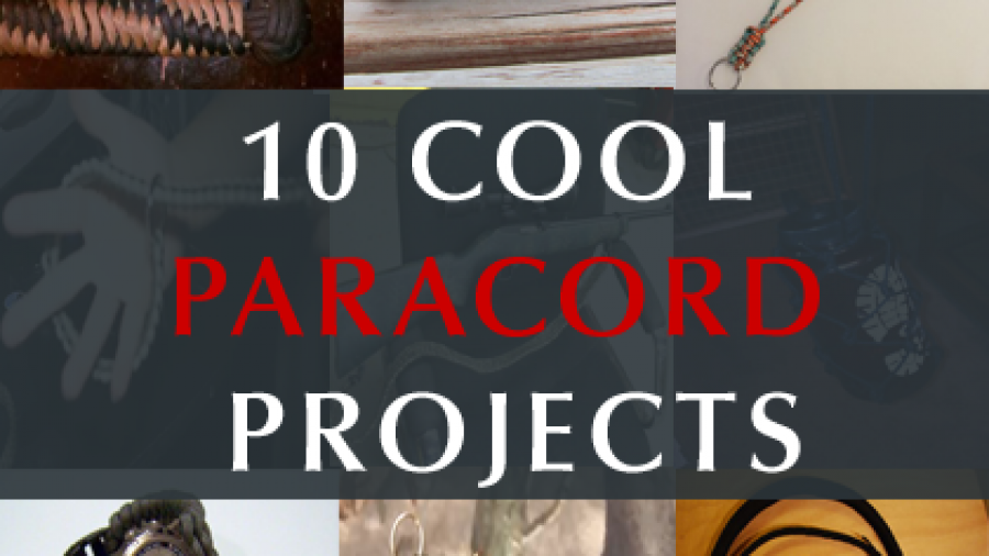 10-Paracord-Projects