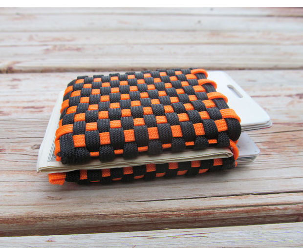 Paracord-Wallet
