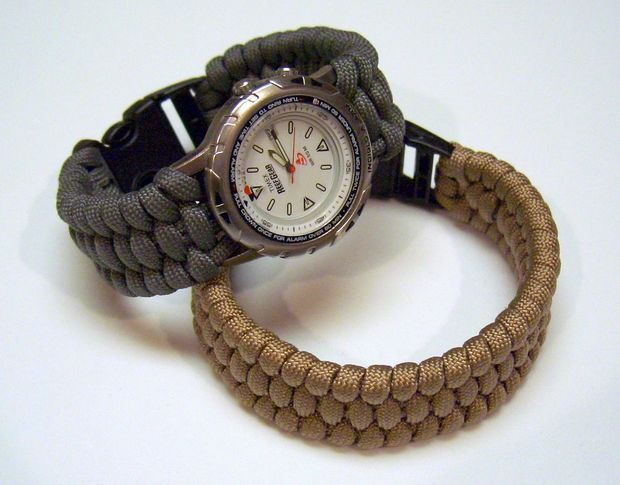Paracord-Watch-Strap