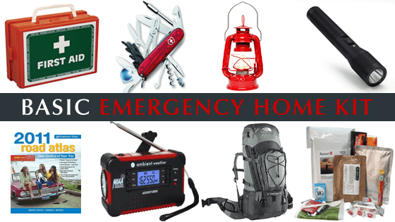 Basic-Emergency-Home-kit