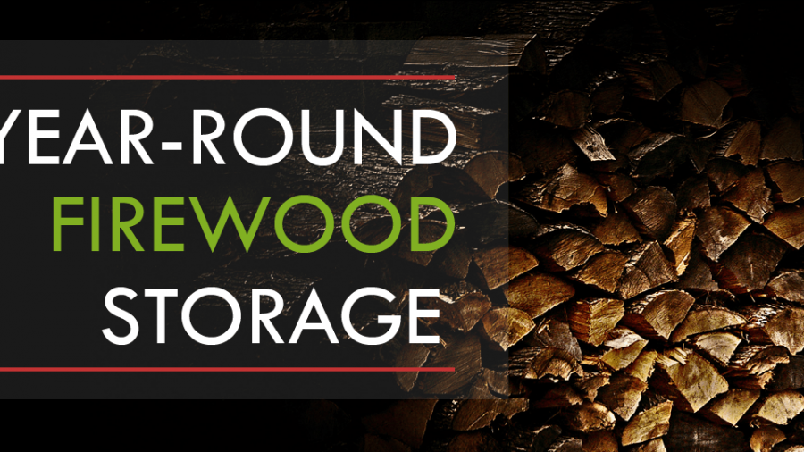 Year-Round Storage of Firewood