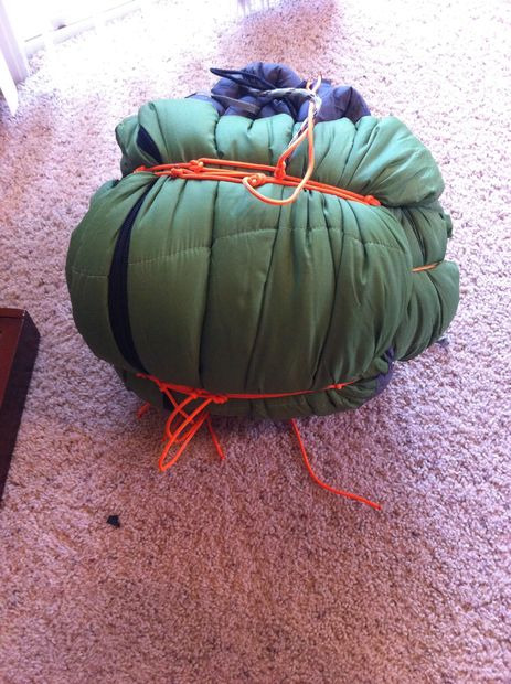 Paracord Compression Sack