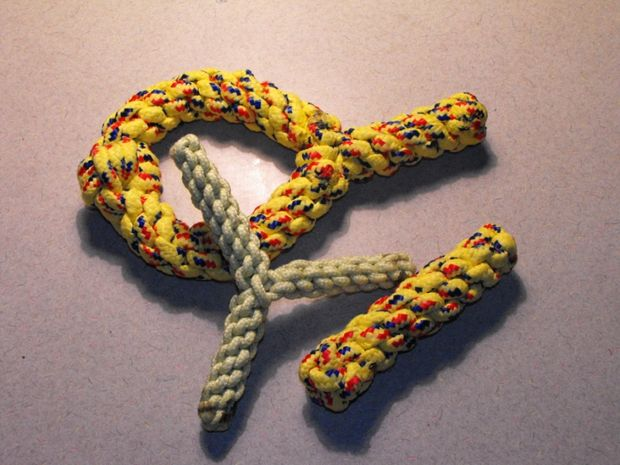 Paracord Dog Chew Toys