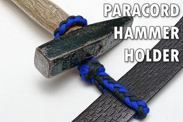 Paracord Hammer Holder