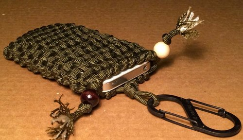 Paracord iphone Sleeve