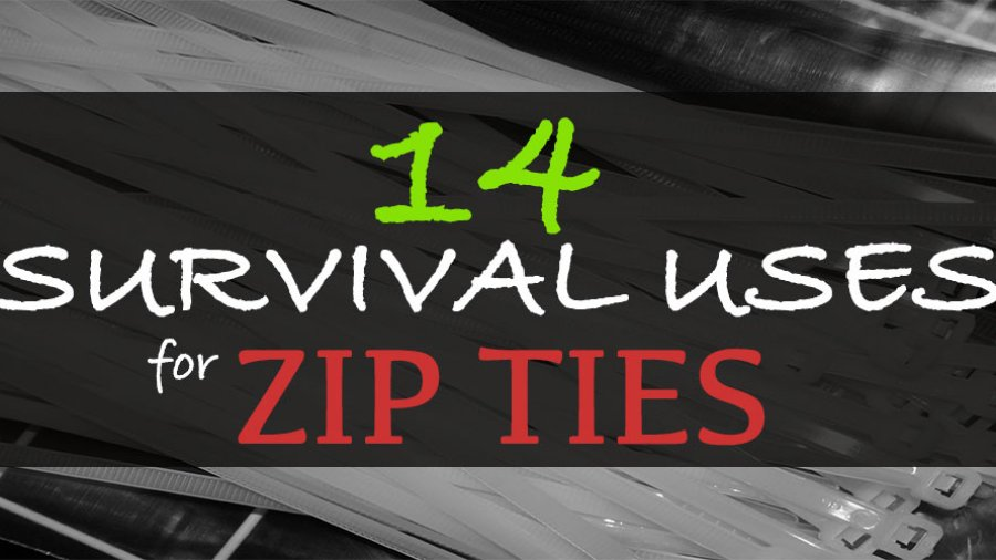 14 Survival Uses For Zip Ties
