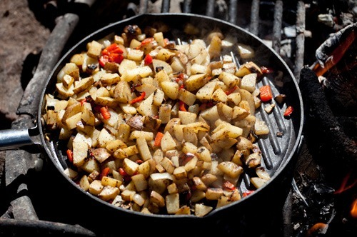 campfire-breakfast-potatoes