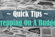 Quick Tips For Prepping On A Budget