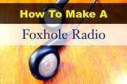 How To Make a Foxhole Radio