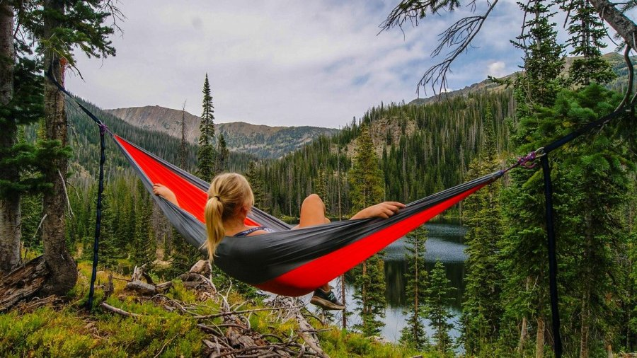 best backpack hammock