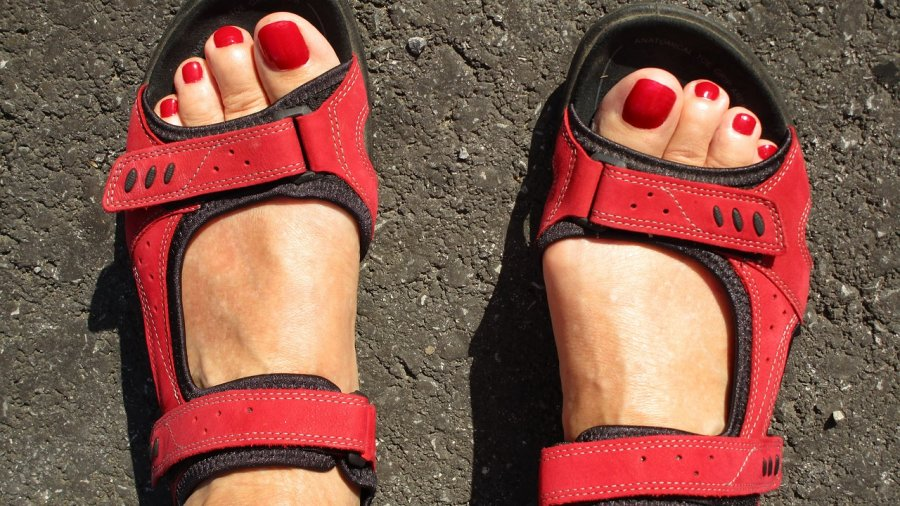 Some of the Best Hiking Sandals for Women